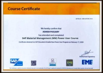 SAP MM Course Certification in Udupi