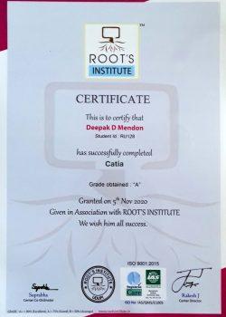 Catia software training institute in Udupi