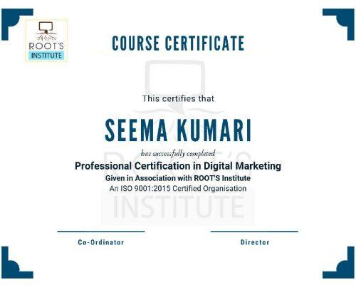 COURSE Certificate - 1 (1)